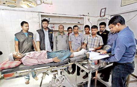Fake hospital busted, six fraudsters held in city