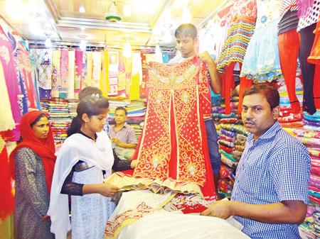 Kiranmala' gets viral among Rangpur shopaholics