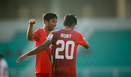 Bangladesh beat Bhutan 3-0 in SAFF Suzuki Cup