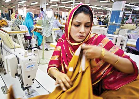 Pak textiles facing competition from BD, regional countries