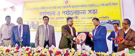 Engineer Md Jafrul Hasan, in-charge of Comilla-zone