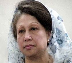 Govt plotting to give away country to others: Khaleda