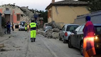 At least 38 dead in Italian earthquake