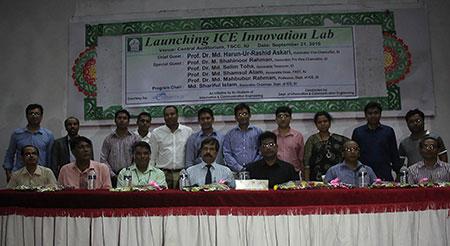 ICE Innovation Lab inaugurated at IU