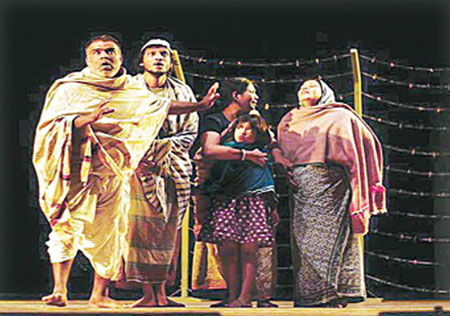 National Theatre Fest starts in capital