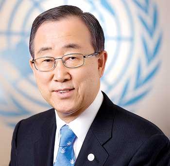 Ban Ki-Moon hails successor Guterres as 'superb choice'