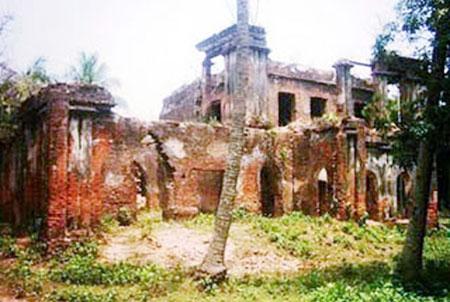 Lack of renovation puts Bhatpara Neelkuthi on verge of ruination