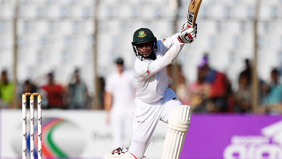Bangladesh post 253/8, need 33 more runs to win