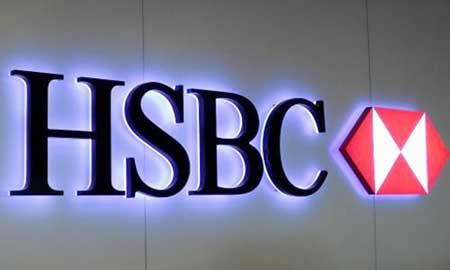 HSBC shares rally on profit results after cost-cutting drive