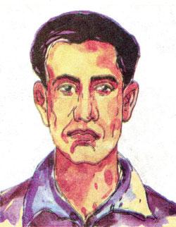 Bir Shrestha Ruhul Amin's 45th martyrdom day today
