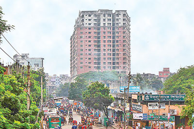 HC asks Concord to handover Azimpur building to orphanage