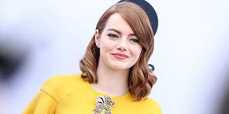 Have been lucky to have equal pay: Emma Stone