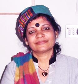 Artist Najma gets int'l award