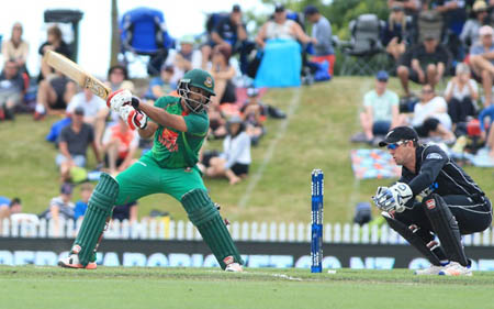 Tigers suffer 8-wicket defeat