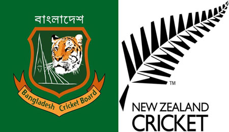 BD squad for 1st T20I against NZ announced