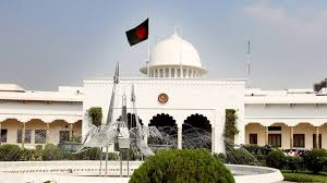 Justice Syed Mahmud Hossain made search committee chief