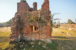 Hajiganj Fort, a palace of antiquity