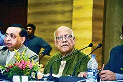 Muhith, businessmen trade hot words on new VAT law