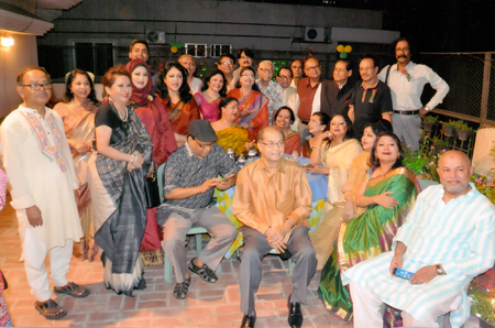 Celebrated singers, lyricists at the programme