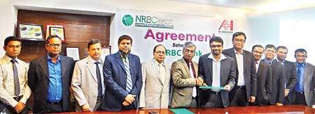 NRBC Bank card-holders to get spl facilities at Al Haramain Hospital