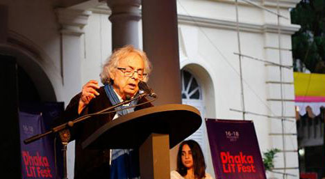 Curtain falls on 7th Dhaka Lit Fest