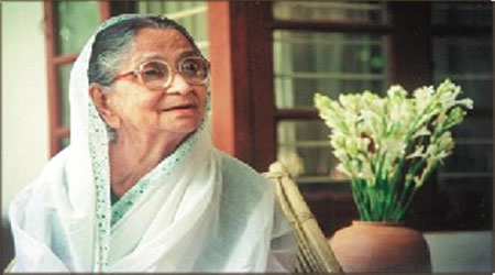 Poet Sufia Kamal's 18th death anniversary being observed