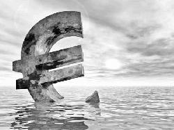 Euro sinks in Asia as Germany is gripped by uncertainty