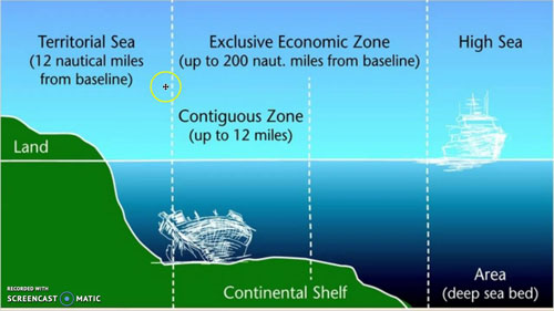 Bangladesh readying to establish right on continental shelf