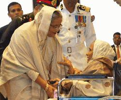 War veterans to get allowance from Jan, PM Hasina says