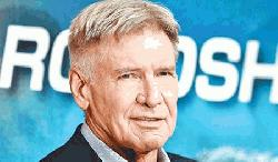 Harrison Ford rescues woman from car accident