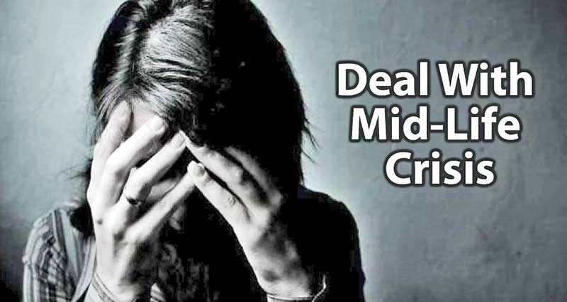Dealing with midlife crisis - Women's Own - observerbd com