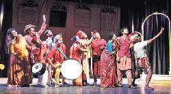 Kanjus first drama to be staged for 700th time