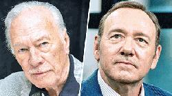 Golden Globes: Christopher Plummer nominated for Kevin Spacey role