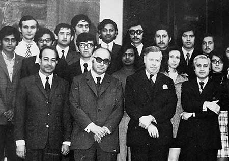 Aftermath of the defection of Bengali diplomats