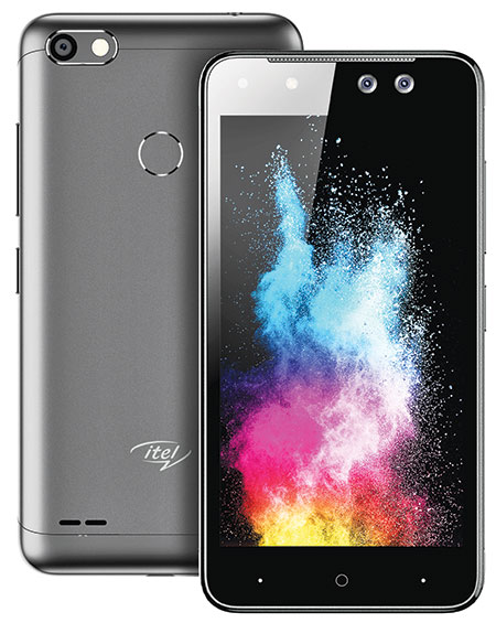 itel Mobile brings affordable smartphone S12 with dual selfie camera