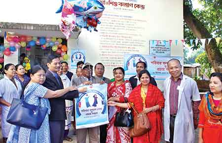 Inaugurating family planning and service week