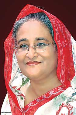 Hasina: A leader with courage, vision, humanity