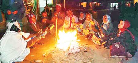 Severe cold cripples normal life in Meherpur