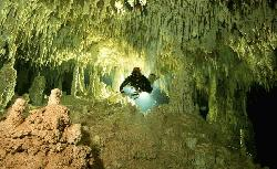 Biggest flooded cave discovered