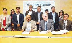 Partex Agro signs MoU with ACDI/VOCA