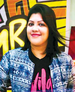 Nabila Naz Salahuddin An International Licensed Zumba Instructor, trained in Zumba Basic, Plate by Zumba, Zumba Kids and Zumba Kids Jr. Currently she is taking Zumba classes at Aamra Active