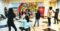 <Benefits in the moves of Zumba!