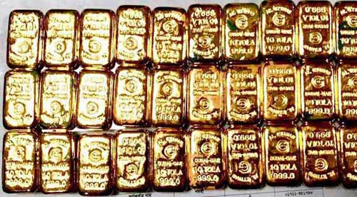 Passenger held with over 3kgs gold at Ctg airport