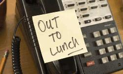 Report 'long lunch' colleagues, staff told