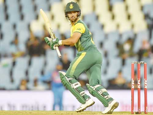 Pretty easy win in the end, says JP Duminy
