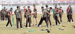 BCB Special Practice Camp commencing today