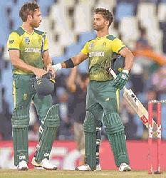 South Africa beat India by six wickets