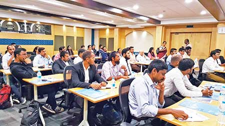 Reminiscing the professional training on Sports Law