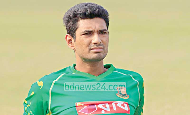 Mahmudullah Join Injury List