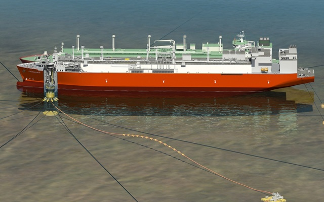 1st LNG consignment arrives, distribution from mid-May